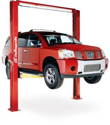 Challenger LE10 Symmetric / Asymmetric 10,000 lb 2 Post Car Lift