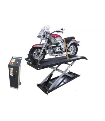 AMGO MC-1200 1,200 lbs. Capacity Motorcycle Lift