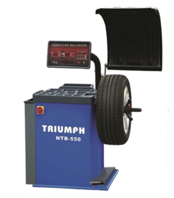 Triumph NTB-550 Electronic Wheel Balancer