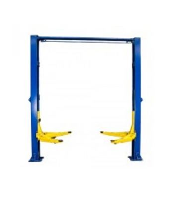 Triumph NTO-10A Asymmetric Clearfloor Two Post Car Lift 10,000 lb