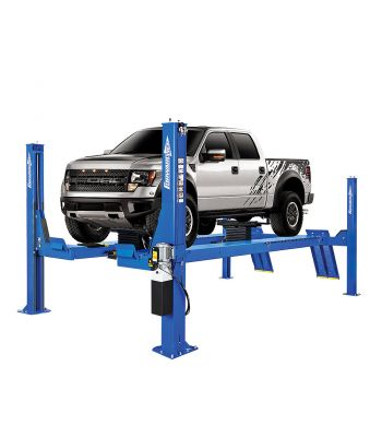 Forward OR14 Alignment Four Post Open Front Car Lift 14,000 lb Capacity