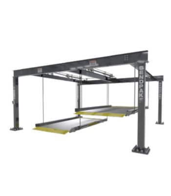 BendPak PL-6KDTX Parking Lift 12,000 lb. Lift Capacity 5175212