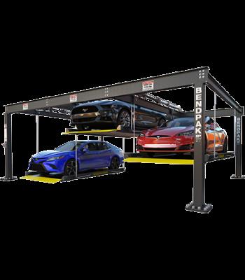 BendPak PL-6KT Multi-Platform Parking Lift 18,000 lb. Total 5175154