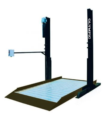 Olympic 6,000lb 2-Post Platform Parking Lift 220V