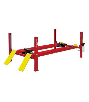 AMGO PRO-12ASX 12,000 lbs. Capacity Non-Alignment 4 Post Auto Lift