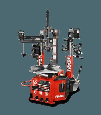 "Ranger R80EX NEW Tilt Back / Dual-Tower Assist / 32"" Clamping Capacity"