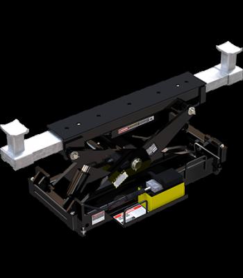 BendPak RBJ25000 Rolling Bridge Jack 25,000 lb. Lift Capacity 5175033