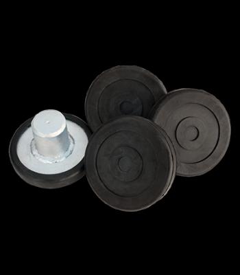 BendPak Lift Pad Assy. / 60mm Pin Lift Accessory Set of 4  5215760