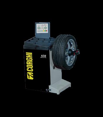 Corghi Service Pro 650 Wheel Balancer