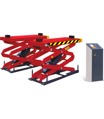 AMGO XL-9F FLUSH-MOUNT SCISSORS LIFT