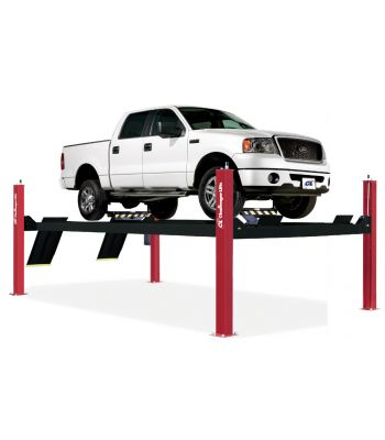 Challenger 4P14XFX Extended Closed Front Four Post Car Lift 14,000 lb