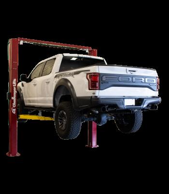 Challenger VLE10 Versymmetric 10,000 lb 2 Post Car Lift