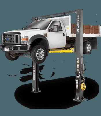 BendPak XPR-10XLS  2 Post Lift 10,000 lb. Capacity