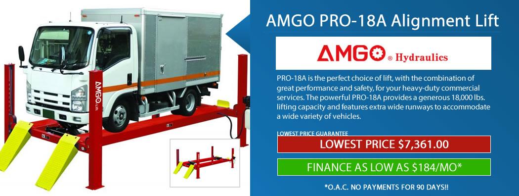 AMGO Pro-18A